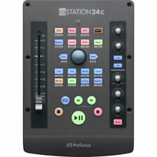 Presonus ioStation 24C 2x2 Usb-C Audio Interface and Production Controller New