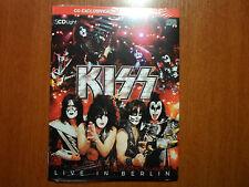 Kiss - Live In Berlin 2010 Brazil exclusive RARE