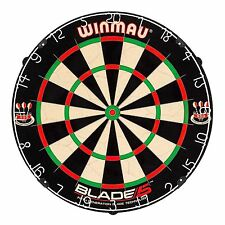 Winmau Blade 5 FIVE DartBoard Professional Dart Board BEST quality + Free Darts