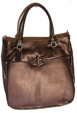 Bolso bolso bolso bolso de cuero de diseño de H & K que Offenbach hecho en Italia