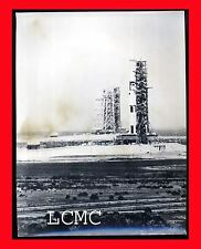 1973 FOTOGRAFIA SPACE ERA ASTRONAUTI - AVIAZIONE - NASA OPERAZIONE SKYLAB SATURN