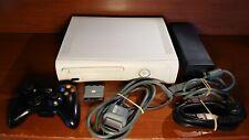 2352 Xbox 360 console white model March 2008 + accessories No HDD