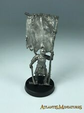 Metal Orc Banner - LOTR / Warhammer / Lord of the Rings XX356