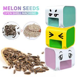 Electric Automatic Sunflower Melon Seed Peeling Machine Opener Nutcracker Walnut