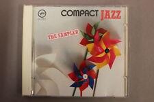 The Sampler [Compact Jazz] [Audio CD] Various Artists
