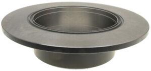 Disc Brake Rotor-Black Hat Rear ACDelco Pro Brakes 18A244