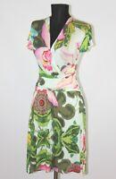 Desigual womens floral dress Size S