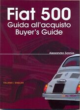 Fiat 500 Buyer's Guide  - great and very useful book