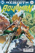 Aquaman #7 Rebirth Comic 1st Print 2016 New NM ships in T-Folder