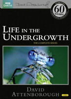 Life IN The Undergrowth - la Serie Completa DVD Nuovo DVD (BBCDVD3705)