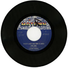 """CONNIE HAINES  """"WHAT'S EASY FOR TWO IS HARD FOR ONE""""  MOTOWN    LISTEN!"""