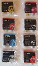 8x Original Tintenpatronen f. Epson Stylus Photo R2000 Komplettsatz