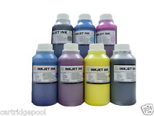 7x250ml Pigment UltraChrome K3 Refill ink for Epson Stylus  Pro 4000 7600 9600