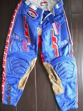 JT PANTS SIZE 28 MOTOCROSS OFFROAD PANTS NO FEAR GLOVES SMALL COMBO FLAT TRACK D