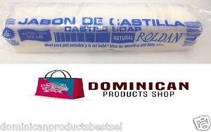 Roldan Dominican Jabon de Castilla Castile Soap Ideal for sensitive and baby ski