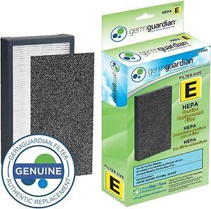 GermGuardian Air Purifier Filter FLT4100 Genuine HEPA Replacement Filter E