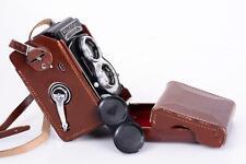 Rollei Rolleiflex T Type 3 mit Ledertasche 2223301