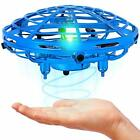 Wow-Playa Mini Drone For Kids and Adults Hand Operated Fly Toy With 360° Rota...
