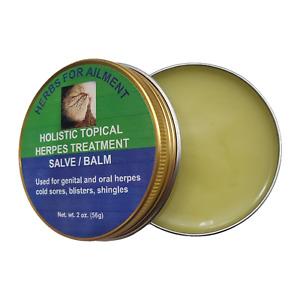 Genital / Oral Herpes (HSV) Salve, Balm, Cream, Blister Treatment,VERY POTENT