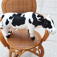 2018 Emulational Milk Cow Toy Plush Soft Stuffed Big Animal Cow Doll Gifts 70cm