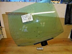 Renault Grande Espace Door Glass Window Driver Side Rear 5dr Mk4