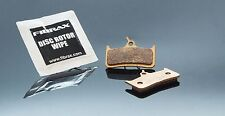 FIBRAX BICYCLE  DISC BRAKE PADS SINTERED FOR Hope M4, Shimano XT, Grimeca 8/12