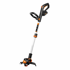 Worx WG163.9 12 Inch 20V Lithium-Ion Cordless String Trimmer & Edger (Tool Only)