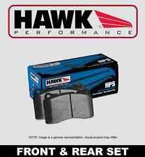 [FRONT + REAR SET] HAWK Performance HPS Disc Brake Pads FRS/BRZ/86 HPP51746