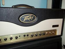 Peavey Windsor 100 watt Tube Half Stack  Amp Head with 4X12 Cab  /foot switch