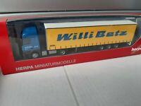 Actros  LH  Nr. 15110    WILLI BETZ  36064 Megaliner   157032