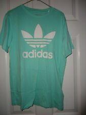 BRAND NEW ADIDAS LIGHT GREEN TOP Shirt Size XL Short Sleeve