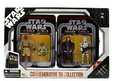 Star Wars Revenge of The Sith - Commemorative Action Figure Tin Collection