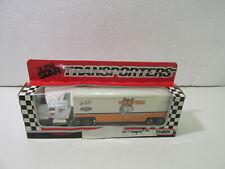 Matchbox 1992 Super Star Transporters Hooters Racing Diecast Hauler dc2894
