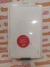 Funda Samsung Galaxy Tab A6 Book Cover 10.1'' Blanco Nuevo