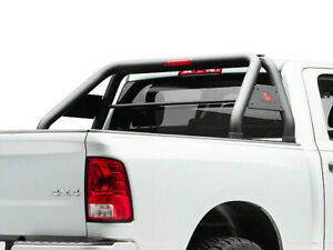 Black Horse Stainless Roll Bar Fits 2000 -2021 Dodge Ram 1500 RB001SS