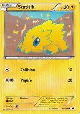 Statitik  -N&B:Explorateurs Obscurs-41/108-Carte Pokemon Neuve France