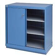 LISTA XSHSSD0900 - HS900 Shelf Cabinet with Sliding Doors