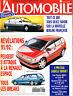 magazine automobile: L'automobile N°536 février 1991