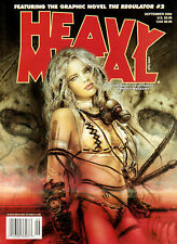 HEAVY METAL Magazine - September 2004 - Good Condition BACK ISSUE