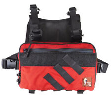 Hill People Gear V2 SAR Kit Bag Red Nylon Search and Rescue