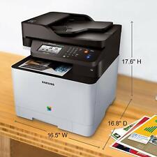 Samsung Xpress SL-C1860FW Wireless Color Laser Printer (Print, Copy, Scan, Fax)