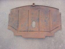 Nos Mopar 1938 Plymouth P5 P6 Front Lower Radiator Gravel Splash Shield