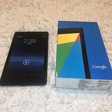 ASUS Google Nexus 7 Android Tablet 32GB Please Read