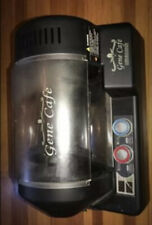 Used gene cafe cbr-101 Coffee roaster missing the chaff container