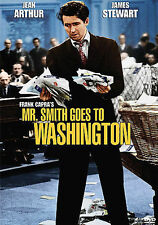 Mr. Smith Goes To Washington (DVD, 2008, Remastered / Repackaged) - NEW!!
