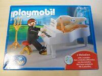 """Playmobil Set 4309  """"Klavier mit Pianist"""" NEU"""