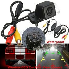 Wireless CCD Reverse Rear View Camera For Mercedes Benz C-Class W203 W211 CLS