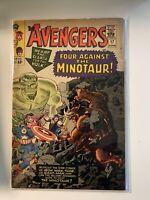Avengers #17 -6.0 FN Condition- Hulk Cameo, 1st Minotaur