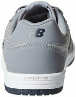 New Balance Men's All Coasts 425 V1 Skate Sneaker, Grey/Navy, Size 4.5 xEji
