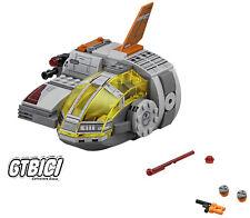 LEGO STAR WARS `` RESISTANCE TRANSPORT POD ´´ Ref 75176 MINIFIGURAS NO INCLUIDAS